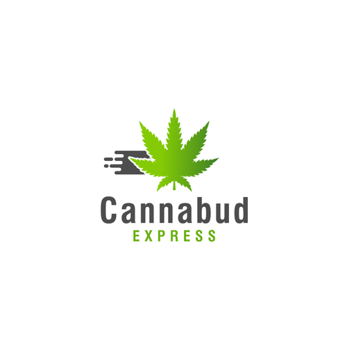 Logo and business card for cannabis delivery  | Logo & business card