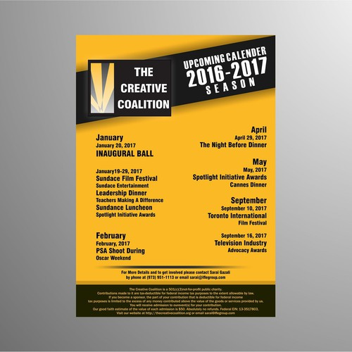 Design finalisti di flangking