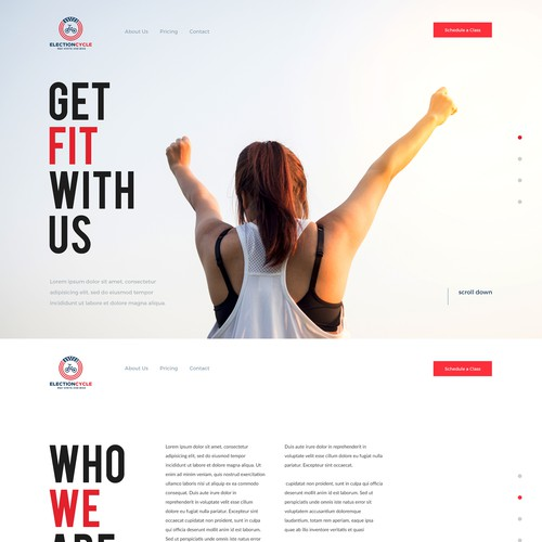 Runner-up design by Oblique Design