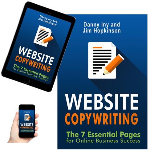 Kindle Book Cover Design Specs : Website copywriting