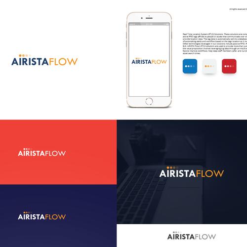 AiRISTA Flow Logo Design   Logo design contest
