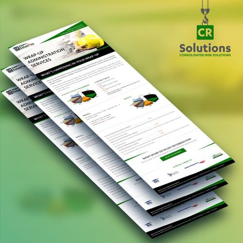 Runner-up design by Web Innovation