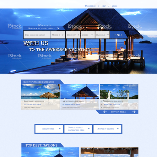Best Sites For Rentals: Create The Most Awesome Landing Page For A Vacation Rental