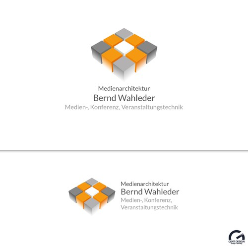 Diseño finalista de Gent Design
