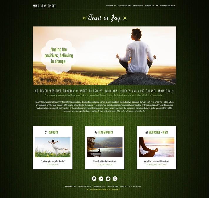 Design gagnant de dreaminfo