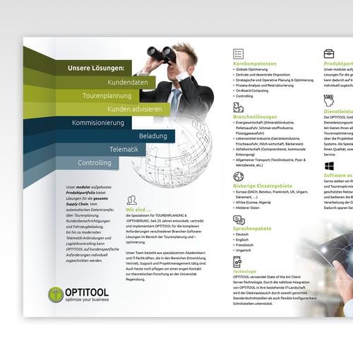 Runner-up design by digitalBo