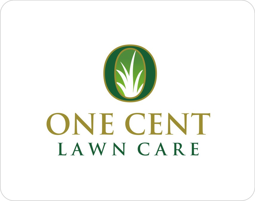 new logo wanted for one cent lawn care