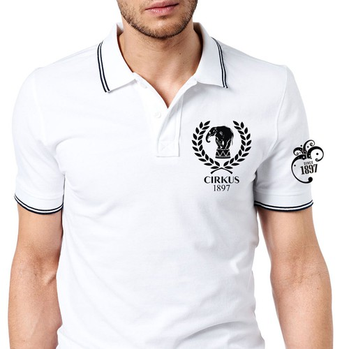 Creative design needed for our polo shirts [more projects to ...