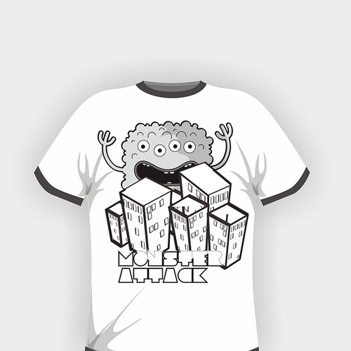 Diseño finalista de angga_darkprince