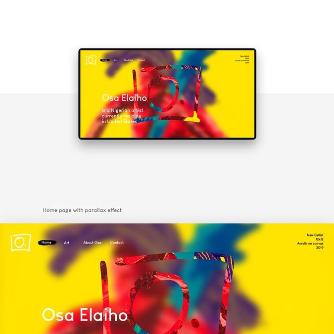 Winning design by Igor Vensko