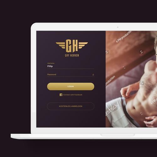 Design finalista por Ivan Fresh