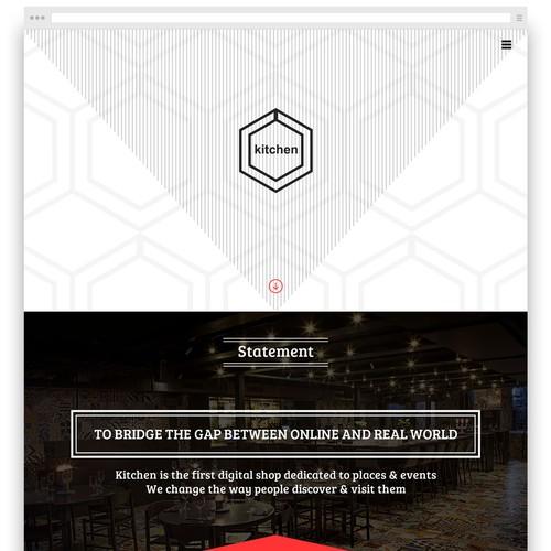 Runner-up design by GOTW