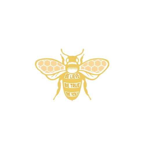 Team empowerment bee logo 🐝 Design by wantoci