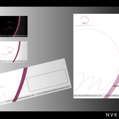 Runner-up design by nvk