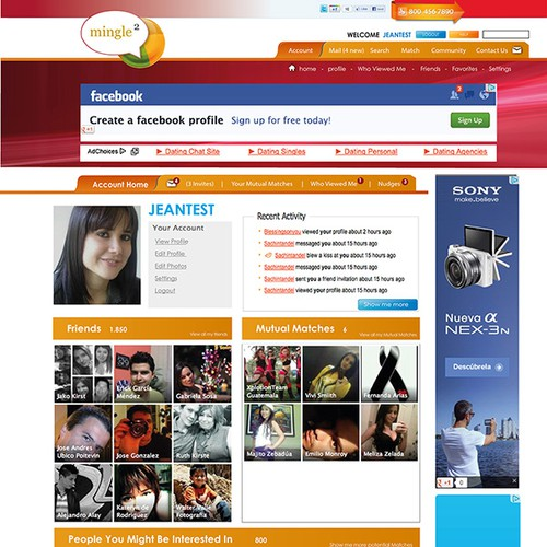 mingle2 dating website