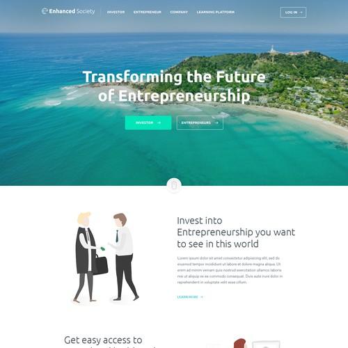 Runner-up design by FuturisticBug