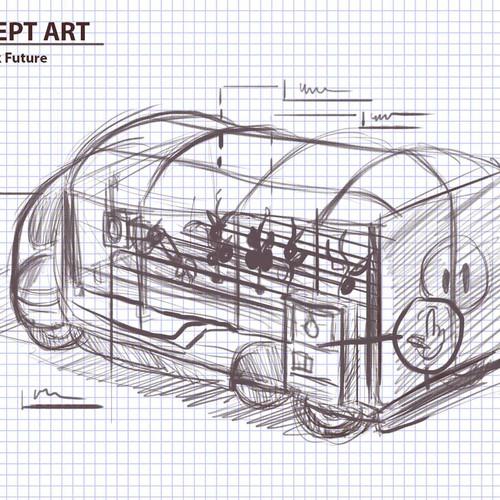Diseño finalista de diditpranata