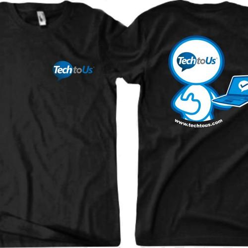 runner up design by brthr ed - Company T Shirt Design Ideas
