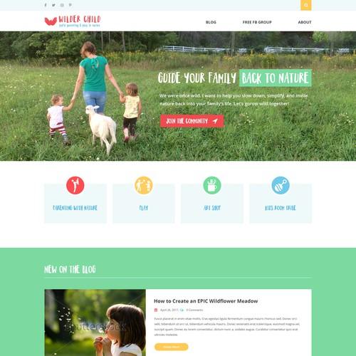 Ontwerp van finalist Webinfi