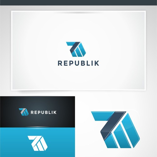 Runner-up design by geedsign