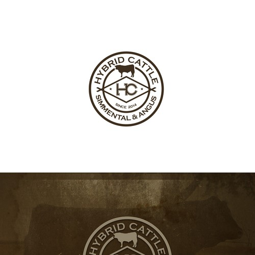 You can't beat our meat, but you can't put that in the logo. Cheers! Design by sodics