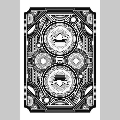 Zweitplatziertes Design von Rismaars