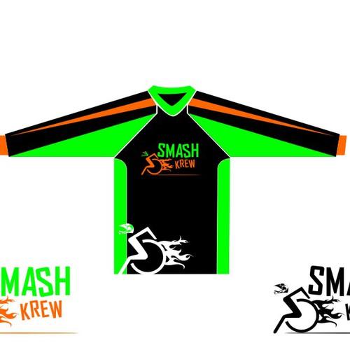 Runner-up design by HMN