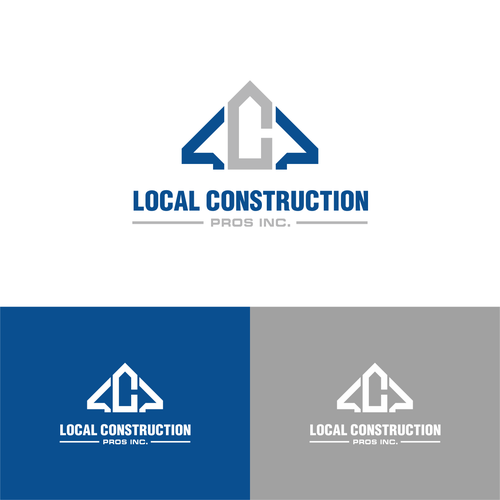Local construction pros inc needs a powerful new logo for Construction local commercial