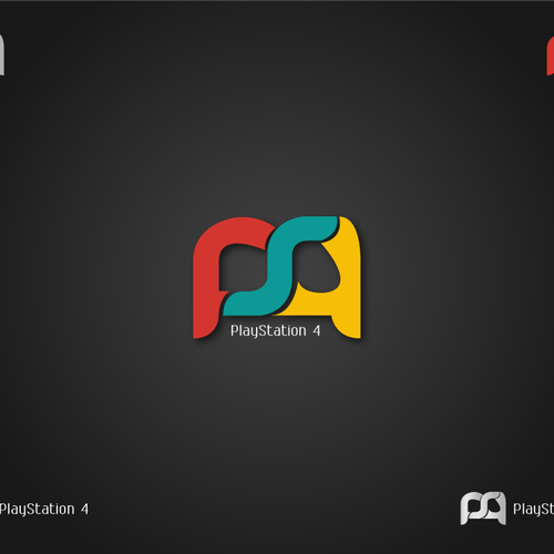 Community Contest: Create the logo for the PlayStation 4. Winner receives $500! Design by Rizky K