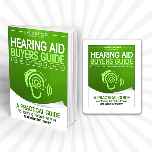 Book Hearing Guide: New Cover For Popular Ebook