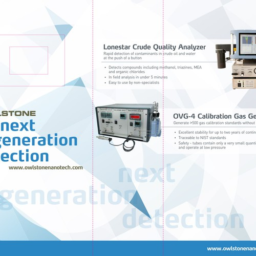 OVG 4 Calibration Gas Generator by