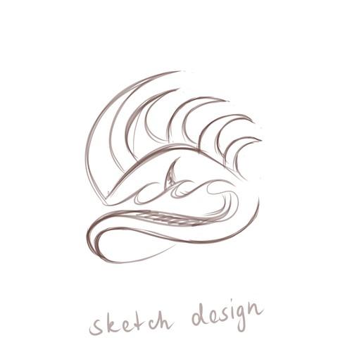 Runner-up design by Bogomazova