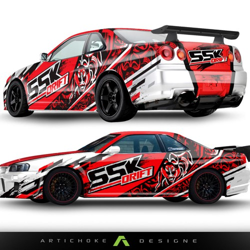 Diseño finalista de RA_Graphics