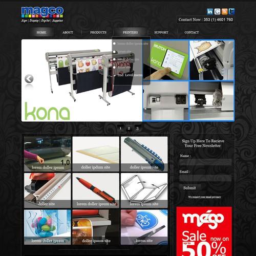 Design finalista por Insigniainfotech15
