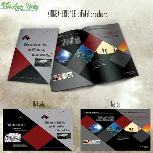 Diseño finalista de D Dazzle Design