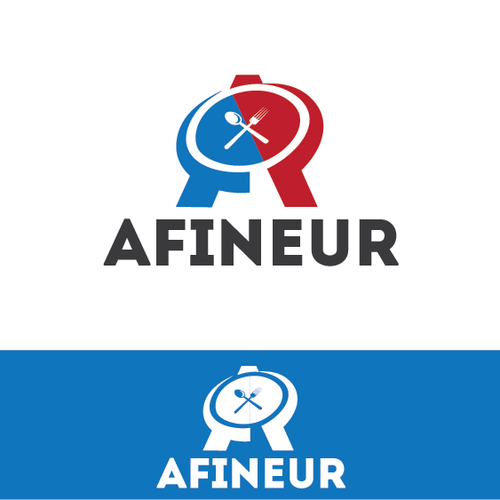 Runner-up design by fixart