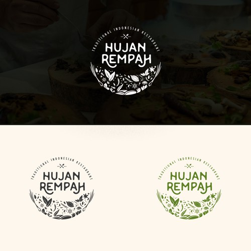 Runner-up design by Dimas Hamdani