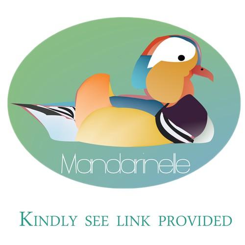 Runner-up design by Mandarinelle