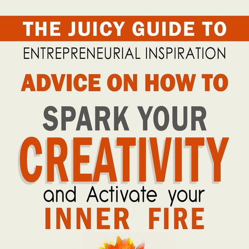 The Juicy Guides: Create series of eBook covers for mini guides for entrepreneurs Design by Virdamjan