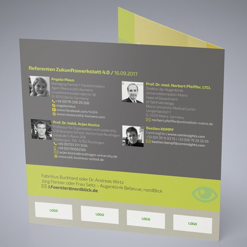 Ontwerp van finalist Jose Antonio Varela