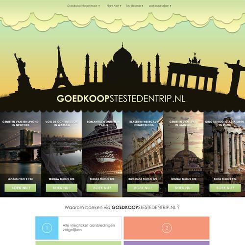 Runner-up design by Ditya Gie