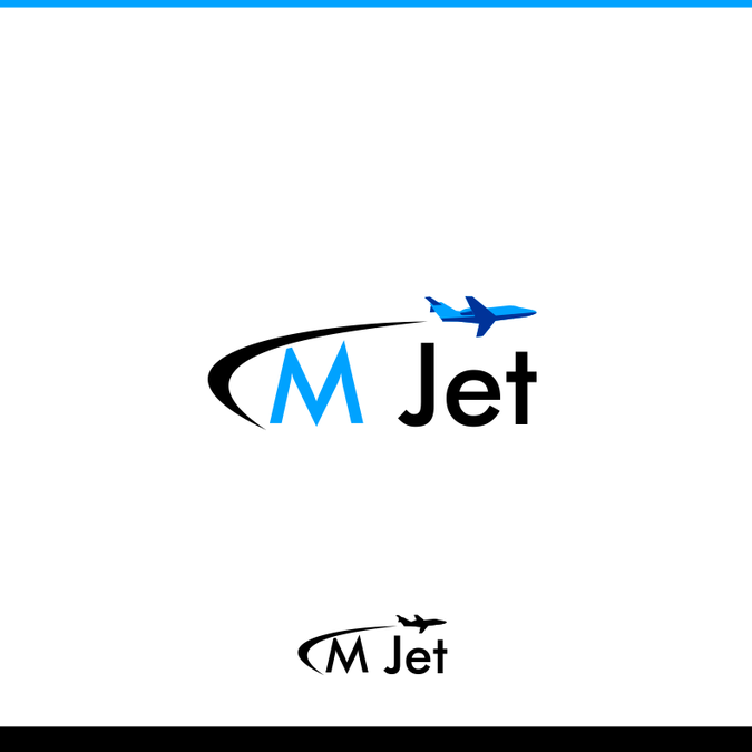 Newly launched private jet operator | Logo design contest