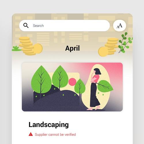 Design finalista por Green Design ⭐