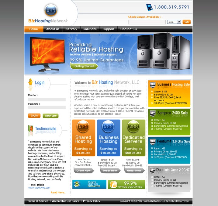 Gewinner-Design von webs.solutions