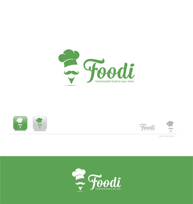 Create A Cute Logo For Cool Food Startup Logo Design Contest