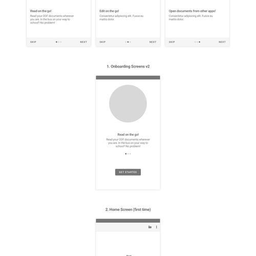 Design finalisti di Goran Vujakovic