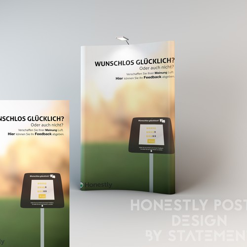 Diseño finalista de Statement