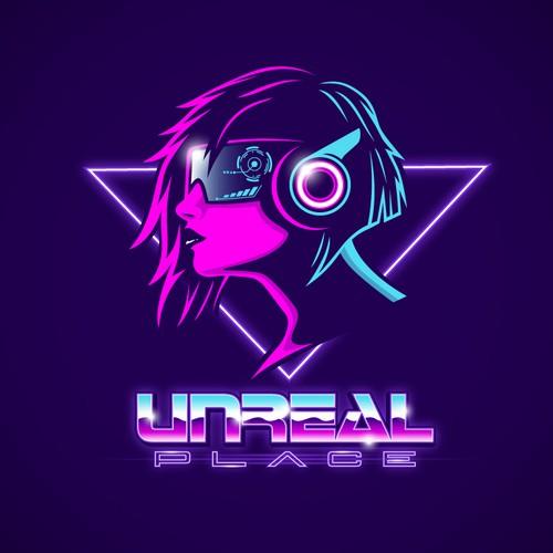 cyberpunk logo fo virtual reality amusement park logo design contest 99designs cyberpunk logo fo virtual reality