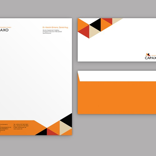 Runner-up design by Katsiaryna Shavel