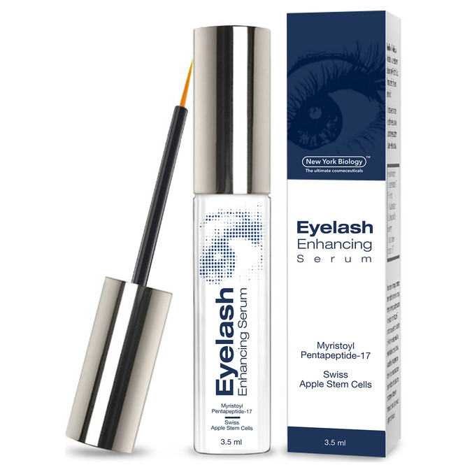 Creat a Scientific Compelling Image for our Eyelash Enhancing Serum. | Product label contest